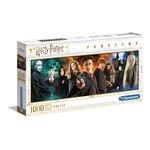 Harry Potter panorama puzzel 1000 stukjes - filmspullen.nl