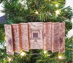 Harry Potter Marauders Map kerstornament - filmspullen.nl