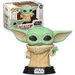 Funko Pop! Star Wars - The Mandalorian: The Child (Baby Yoda) - Filmspullen.nl
