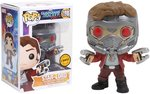 Funko Pop! Guardians of the Galaxy: Star-Lord [Chase] - filmspullen.nl