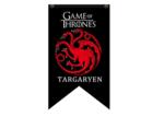 Game of Thrones vlag: Targaryen