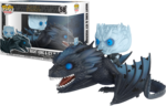 Night King on Viserion Funko Pop Rides! - Filmspullen