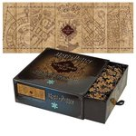 Marauders Map puzzel Harry Potter [The Noble Collection] - Filmspullen.nl