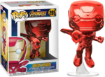 Funko Pop! Marvel: Avengers Infinity War: Iron Man (Red Chrome) - filmspullen.nl