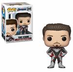 Tony Stark Funko Pop! uit Avengers Endgame - filmspullen.nl