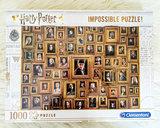 Harry Potter schilderijen puzzel 1000 stukjes Clementoni Impossible - filmspullen.nl
