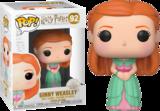 Funko Pop! Harry Potter: Ginny Weasley Yule Ball - filmspullen.nl