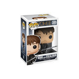 Funko Pop! Once Upon A Time: Hook with Excalibur [mini box damage]_