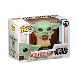 Funko Pop! Star Wars - The Mandalorian: The Child with Cup_