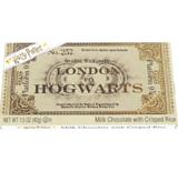 Hogwarts Express Platform 9 3/4 chocolade ticket - filmspullen.nl