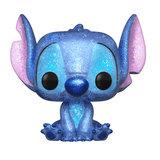 Funko Pop! Disney: Stitch Seated [Diamond Collection] [Exclusive] - filmspullen.nl