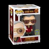 Funko Pop! Marvel: Iron Man - Stan Lee [SDCC Exclusive] - filmspullen.nl