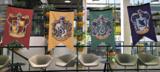 Harry Potter vlaggen - Filmspullen.nl