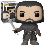 Funko Pop! Game of Thrones: Jon Snow [Beyond the Wall] - filmspullen.nl
