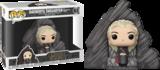 Funko Pop! Game of Thrones: Daenerys on Dragonstone Throne - Filmspullen