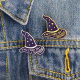 Harry Potter 'Wizard in Training' pin / badge - Filmspullen.nl