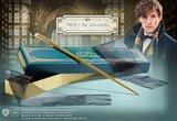 Fantastic Beasts - Newt Scamander toverstaf / toverstok - Filmspullen.nl