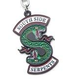 Riverdale Southside Serpents logo sleutelhanger - Filmspullen.nl