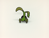 Fantasic Beasts Pickett (Bowtruckle) pin badge - Filmspullen.nl