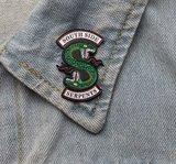 Riverdale South Side Serpents pin badge - Filmspullen.nl