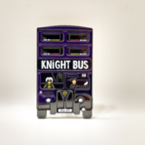 Harry Potter pin Knight Bus - filmspullen.nl