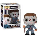 Michael Myers (Blood Splatter) Exclusive Funko Pop! uit Halloween - filmspullen.nl
