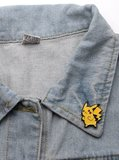 Pokémon Pikachu pin badge - filmspullen.nl