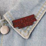 Stranger Things logo pin - filmspullen.nl