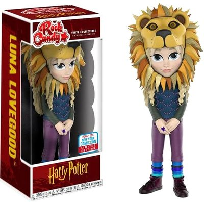 Funko Rock Candy: Luna Lovegood with Lion Hat [NYCC Exclusive]