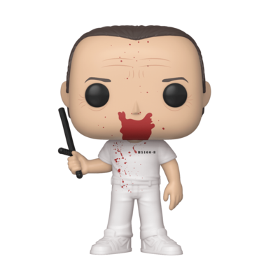 Funko Pop!  Silence of Lambs: Hannibal Bloody