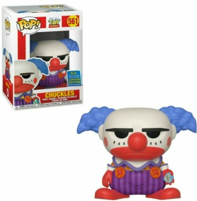 Funko Pop! Disney: Toy Story 4: Chuckles [SDCC Exclusive]