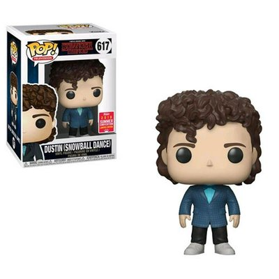 Funko Pop! Stranger Things: Dustin Snowball Dance [SDCC 2018]