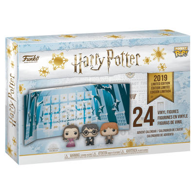 Funko Pop! Harry Potter Advent Kalender