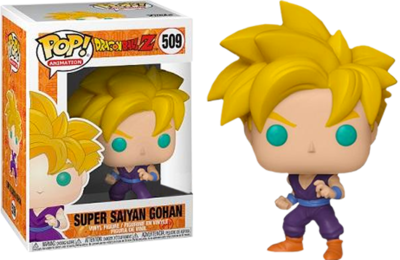 Funko Pop! Dragon Ball Z - Super Saiyan Gohan Youth [Exclusive]