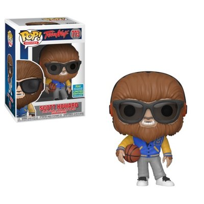 Funko Pop! Teen Wolf: Scott Howard with Sunglasses [SDCC Exclusive]