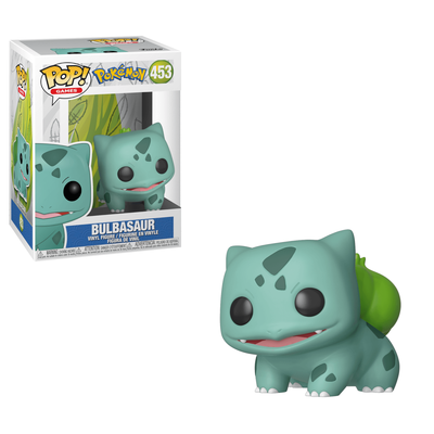 Funko Pop! Pokemon: Bulbasaur
