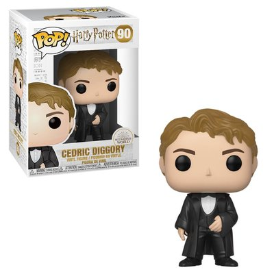 Funko Pop! Harry Potter: Cedric Diggory (Yule Ball)