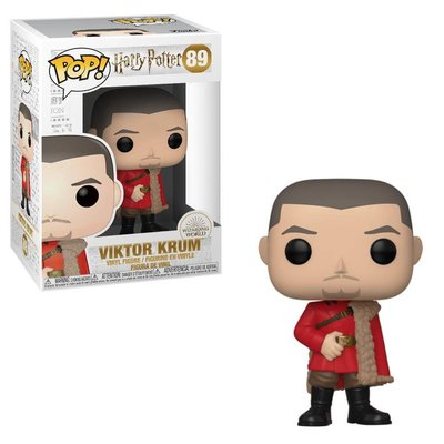Funko Pop! Harry Potter: Viktor Krum (Yule Ball)