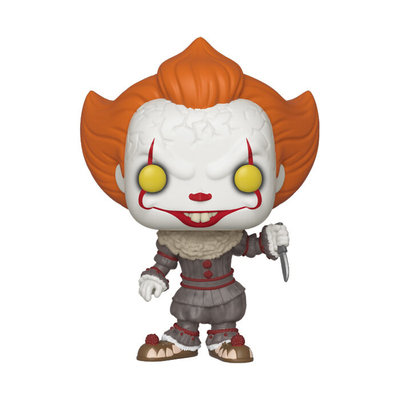 Funko Pop! IT: Chapter 2 - Pennywise with Blade [Exclusive]