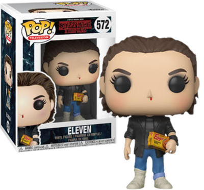 Funko Pop! Stranger Things: Punk Eleven [Exclusive]