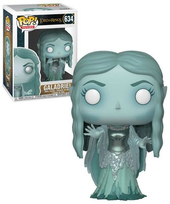 Funko Pop! Lord of the Rings - Galadriel Tempted [Exclusive]