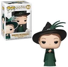 Funko Pop! Harry Potter: Minerva McGongagall (Anderling) Yule Ball