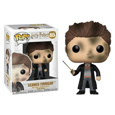 Funko Pop! Harry Potter: Seamus Finnigan [Exclusive]