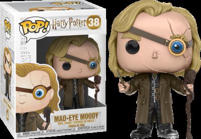 Funko Pop! Harry Potter: Mad-Eye Moody