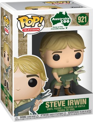 Funko Pop! Crocodile Hunter: Steve Irwin