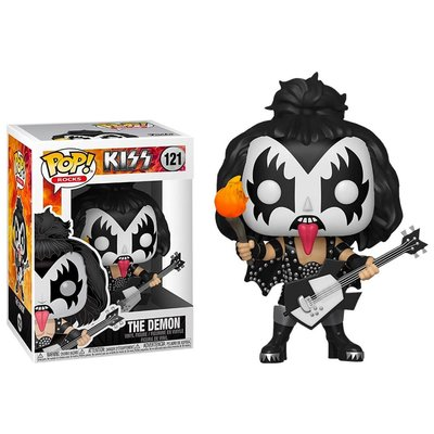 Funko Pop! KISS: The Demon