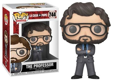 Funko Pop! La Casa de Papel: The Professor