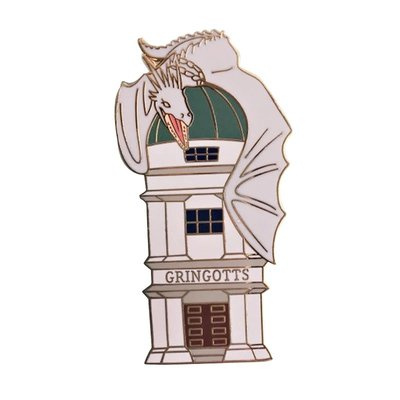 Harry Potter 'Escape from Gringotts' pin