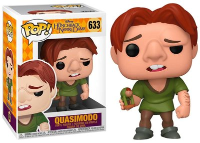 Funko Pop! The Hunchback of Notre Dame: Quasimodo