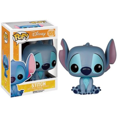 Funko Pop! Lilo & Stitch: Stitch Seated